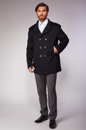 Мужские пальто из Италии
