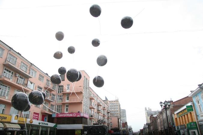 Ожившие легенды ван Гог и Дали в Екатеринбурге