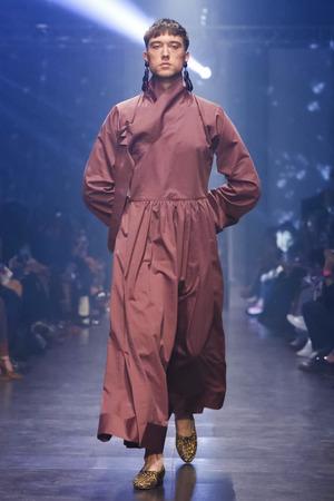 Неделя моды в Париже: Шоу Vivienne Westwood. Весна-лето, 2016