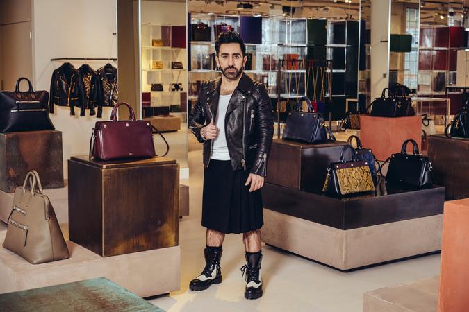 Джонни Кока стал директором отдела женских аксессуаров Louis Vuitton