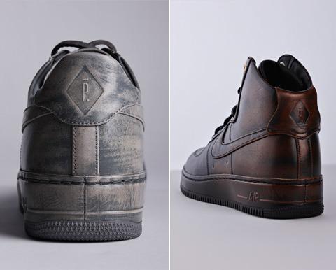 Кроссовки от Nike x PPP: низкие и высокие