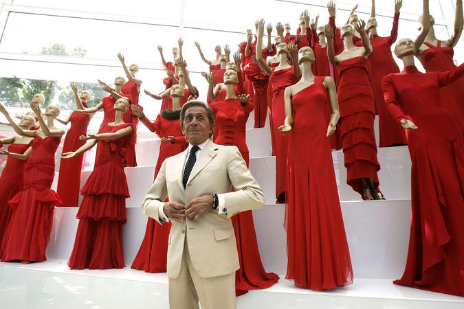 На 28 процентов сократились продажи Valentino в 2020 году