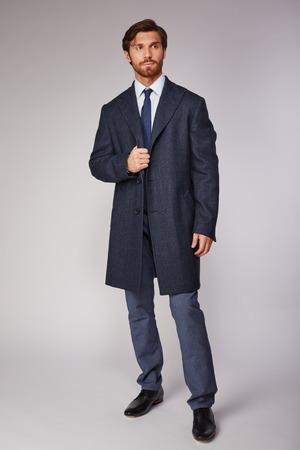Мужские пальто из шерсти
