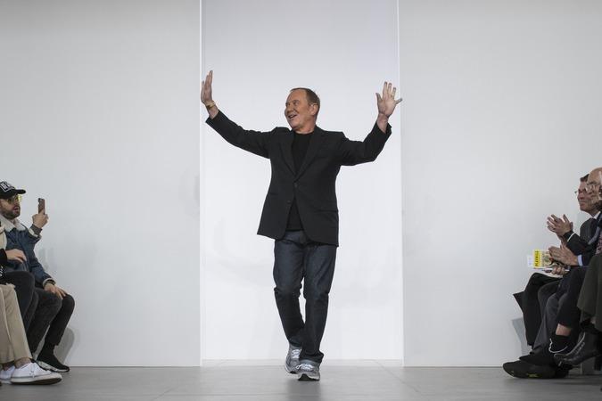 В конце апреля Майкл Корс представит юбилейную коллекцию
