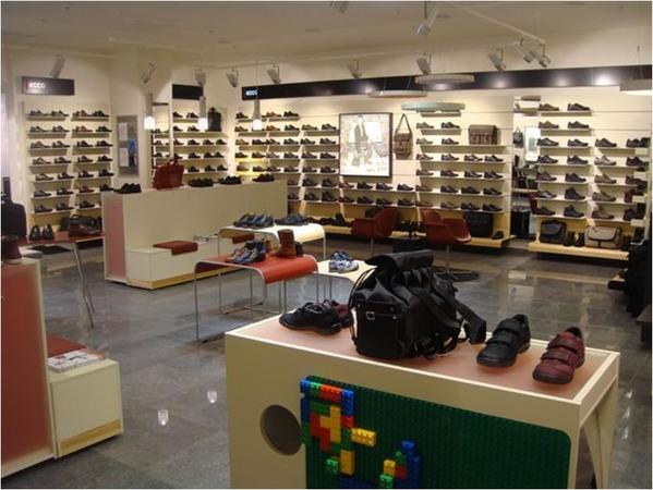 Магазин обуви, фото