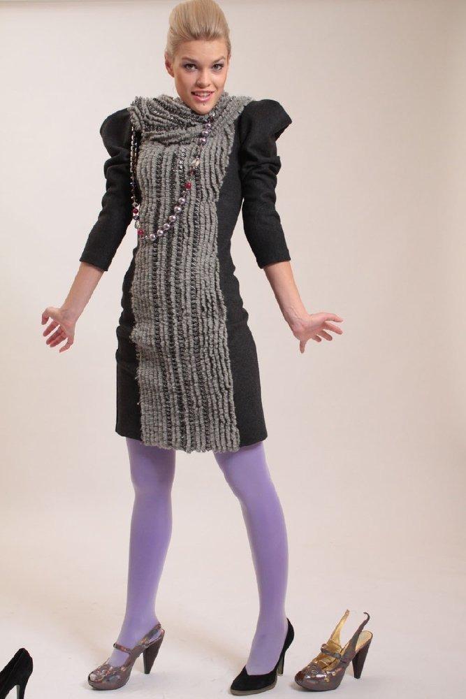Теплые зимние платья: купить теплое зимнее платье онлайн