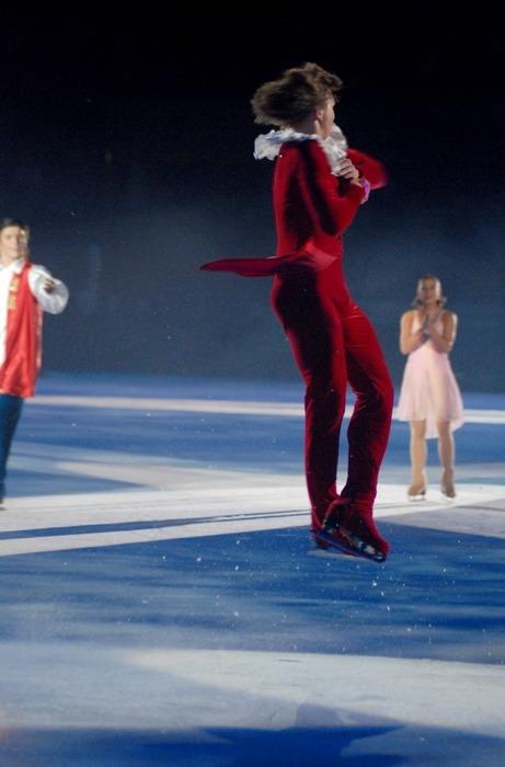 Щелкунчик на льду
