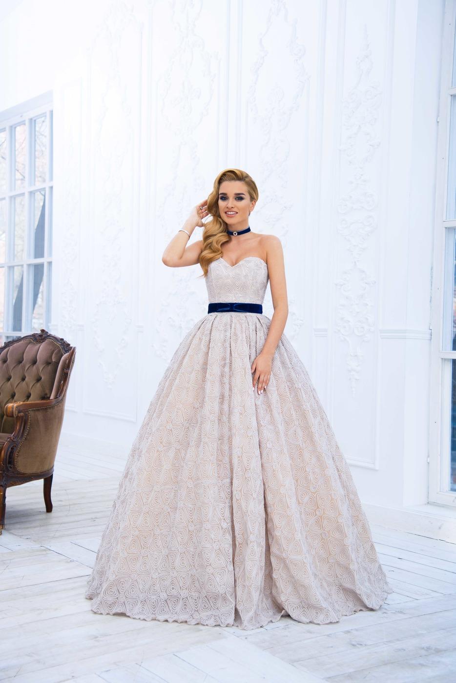 Платье бородиной свадебное