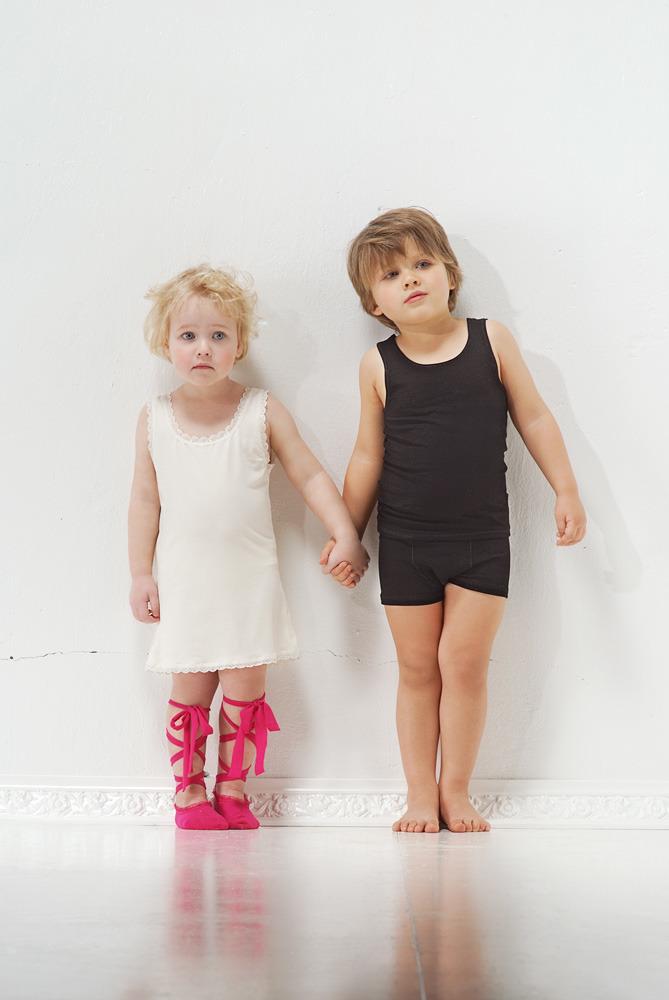 Детская Мода Нижнего Белья