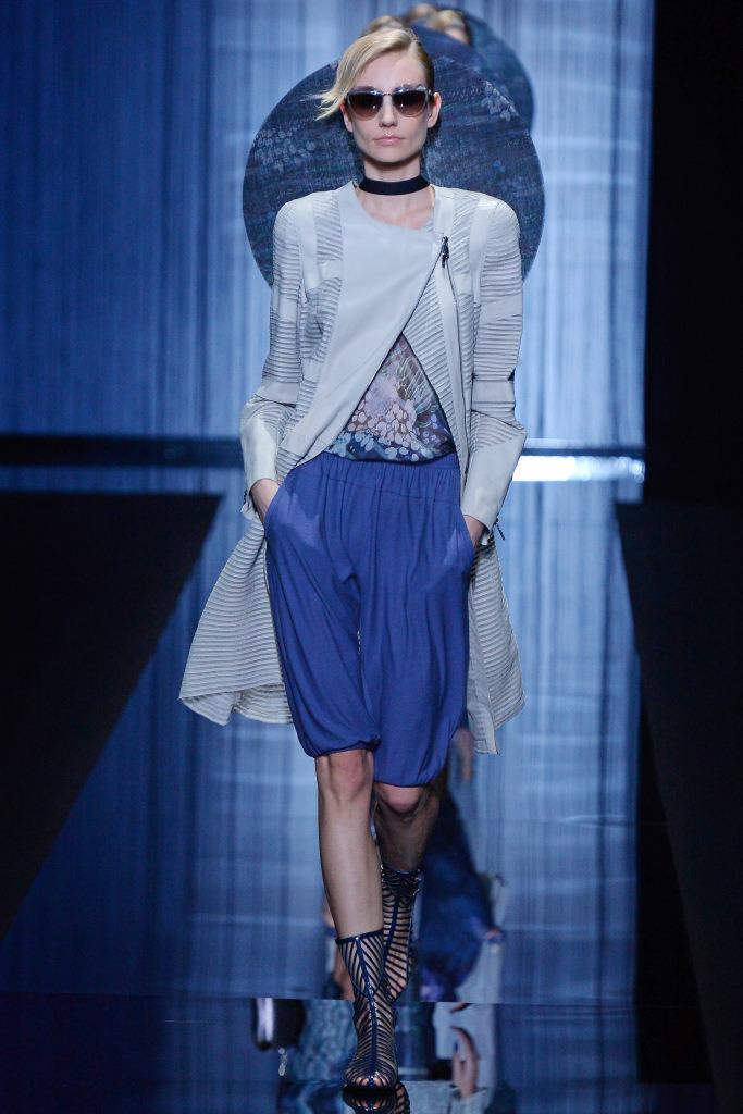 Армани: коллекция осень-зима 2017-2018 мода, фото