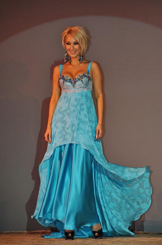 Платье Леры Кудрявцевой в Новый год