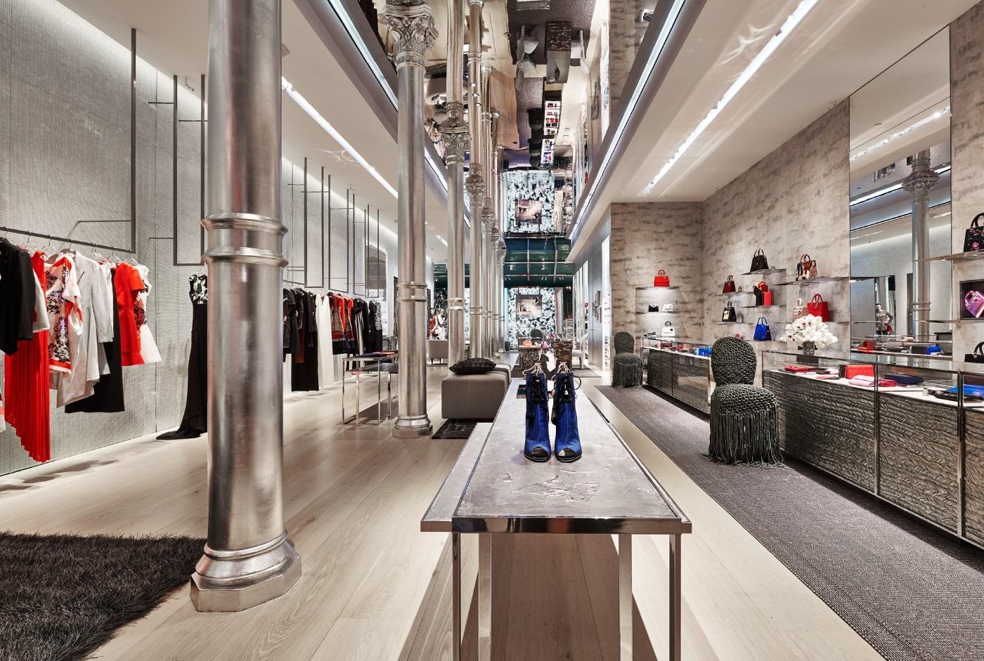 New york fashions store 45