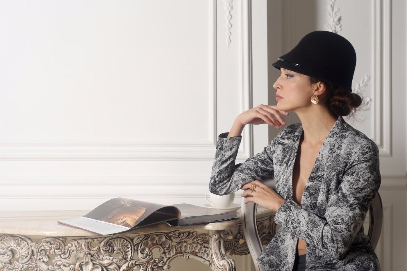 Лилия Гуреева в проекте Музы Алхимии (Alchemia Jewellery Muses)