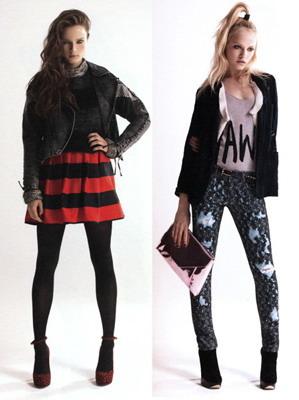 Женская Одежда В Стиле Рок Купить