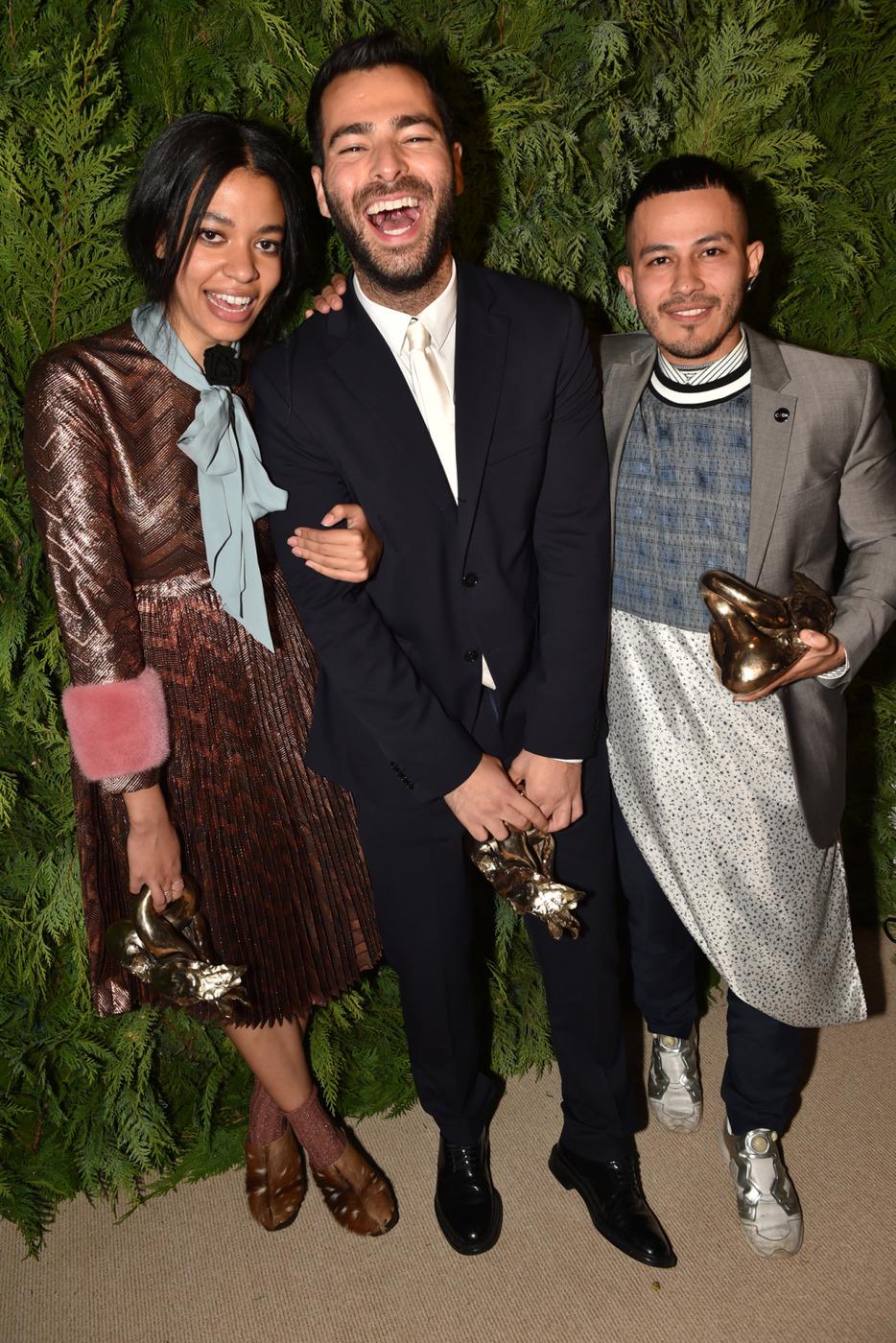 5ac230c94636 Гости ужина в честь победителей CFDA / Vogue Fashion Fund ...