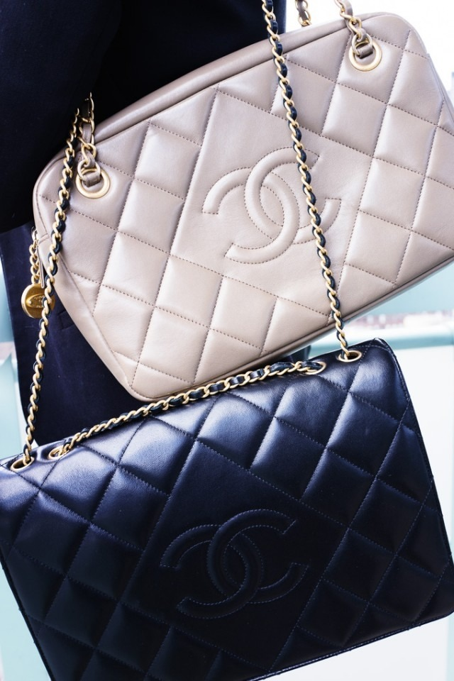 ef6457e3a093 Новые бриллианты Chanel  коллекция сумок Chanel Diamond осень-зима 2013-2014