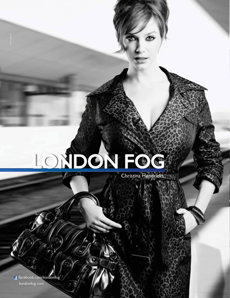london fog bundchen Gisele