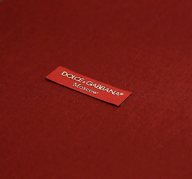 Dolce & Gabbana создал коллекцию для Москвы
