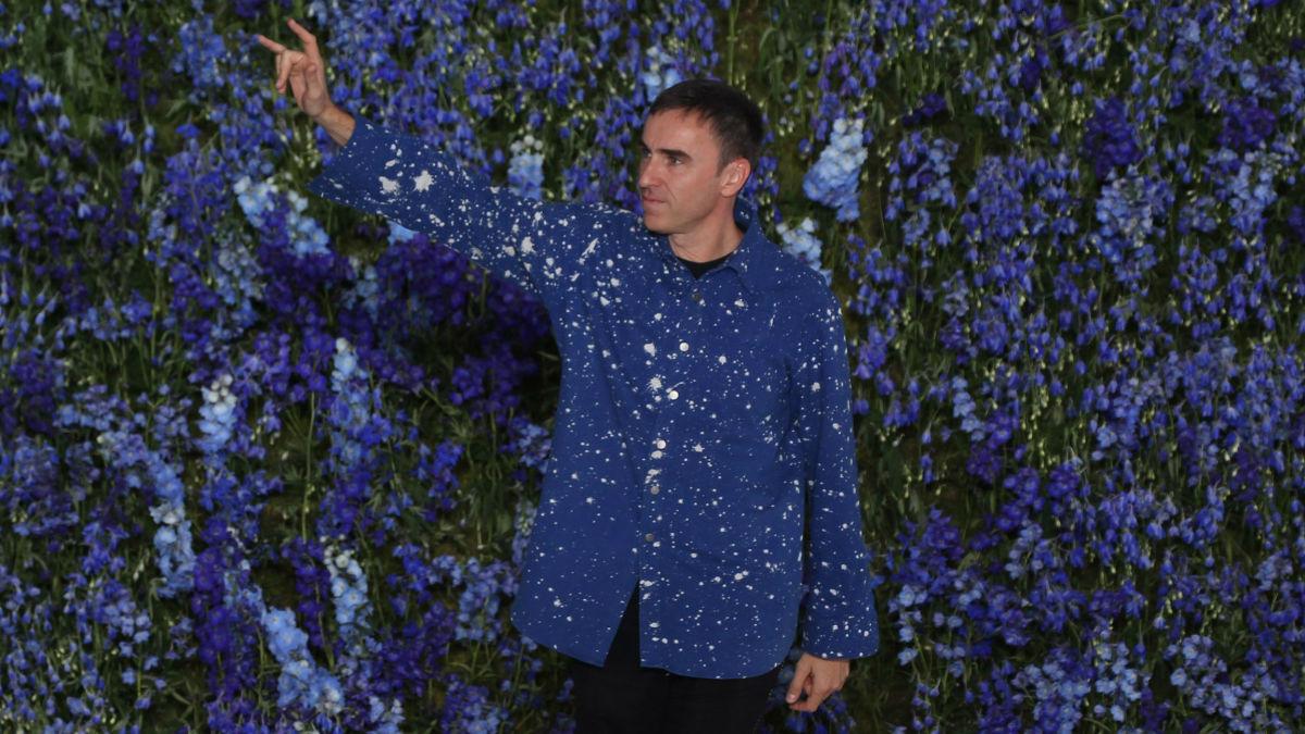 Раф Симонс назначен новым творческим  директором Calvin Klein