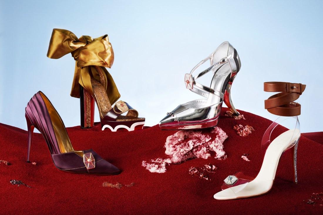 Кристиан Лабутен придумал туфли для «Звездных войн»