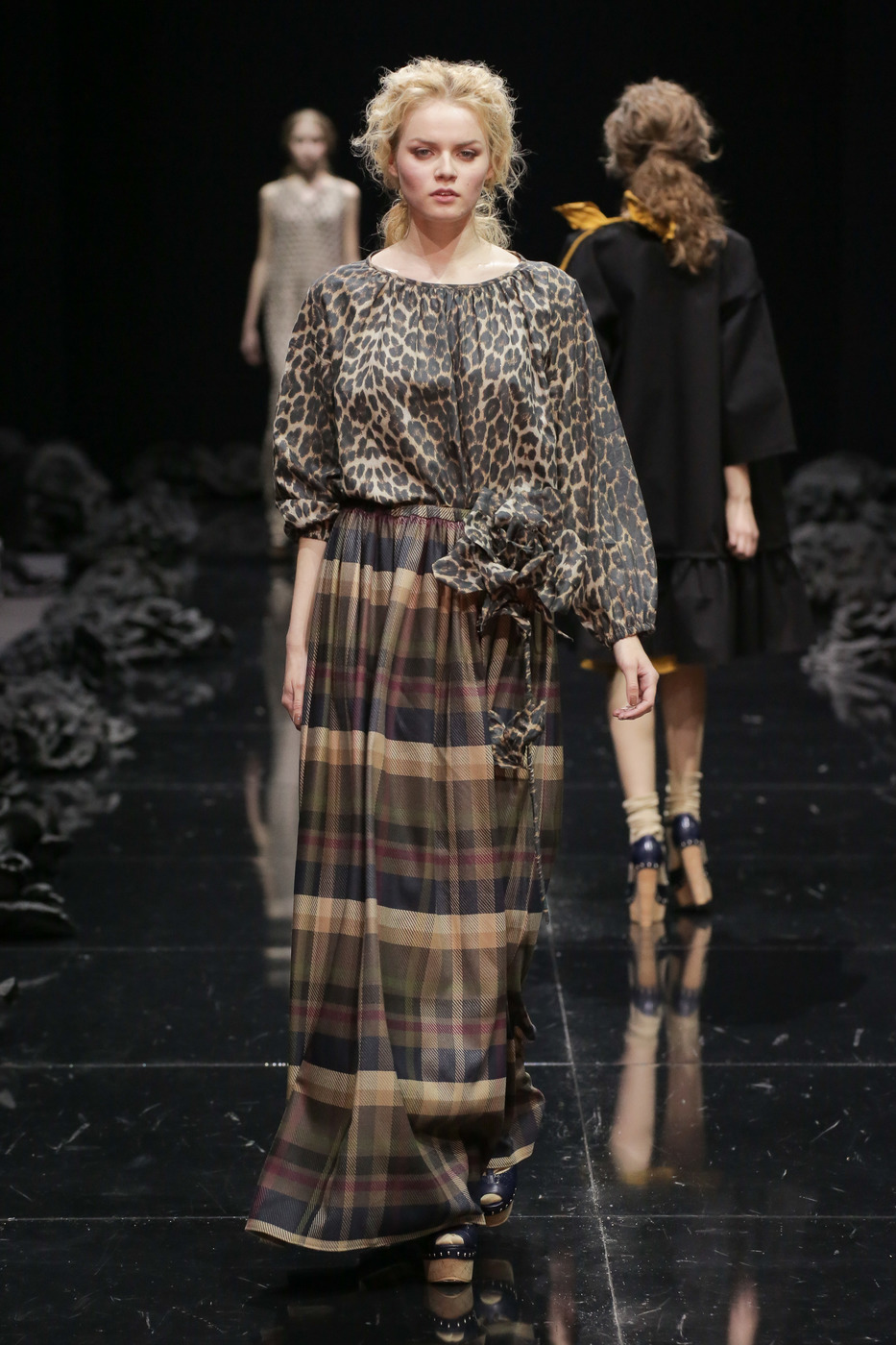 Мода 2014 Блузки В Москве