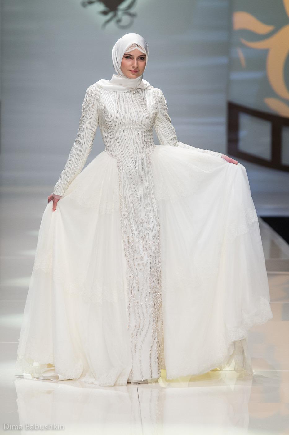 Свадебные платья кадыровой