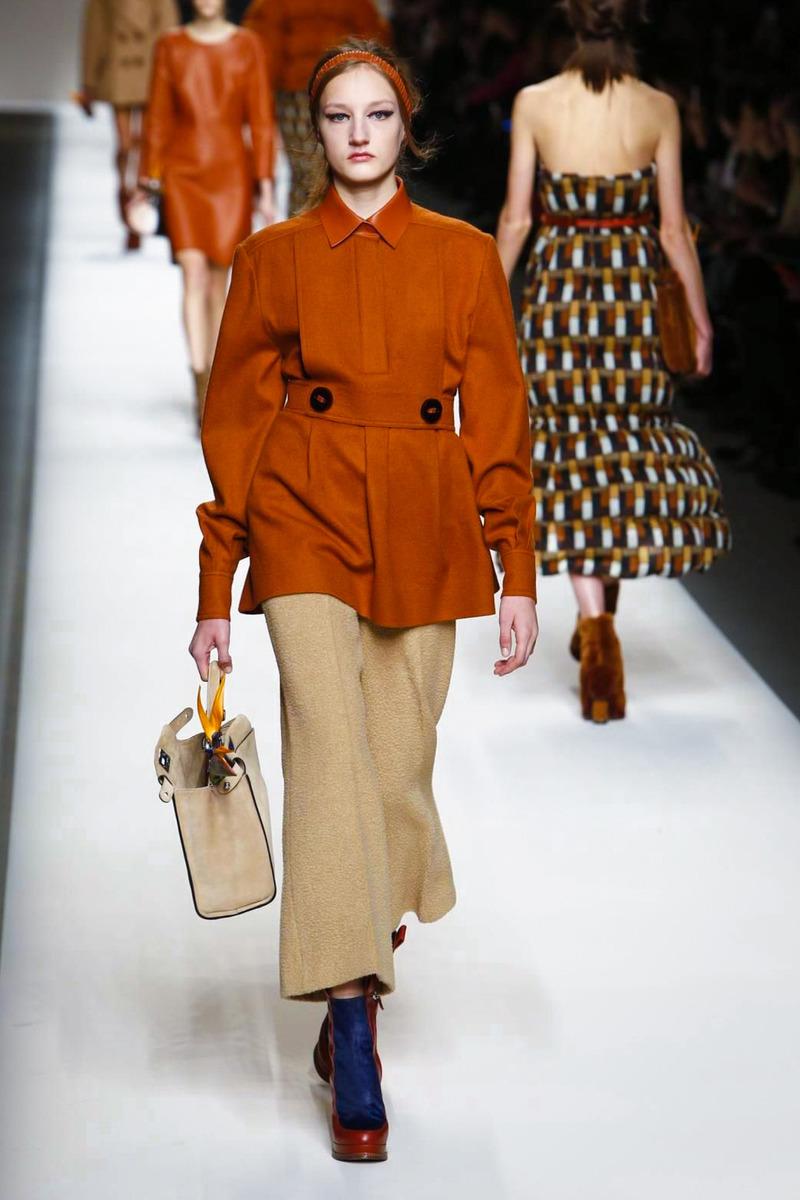 Одежда Осень 2015 Женская