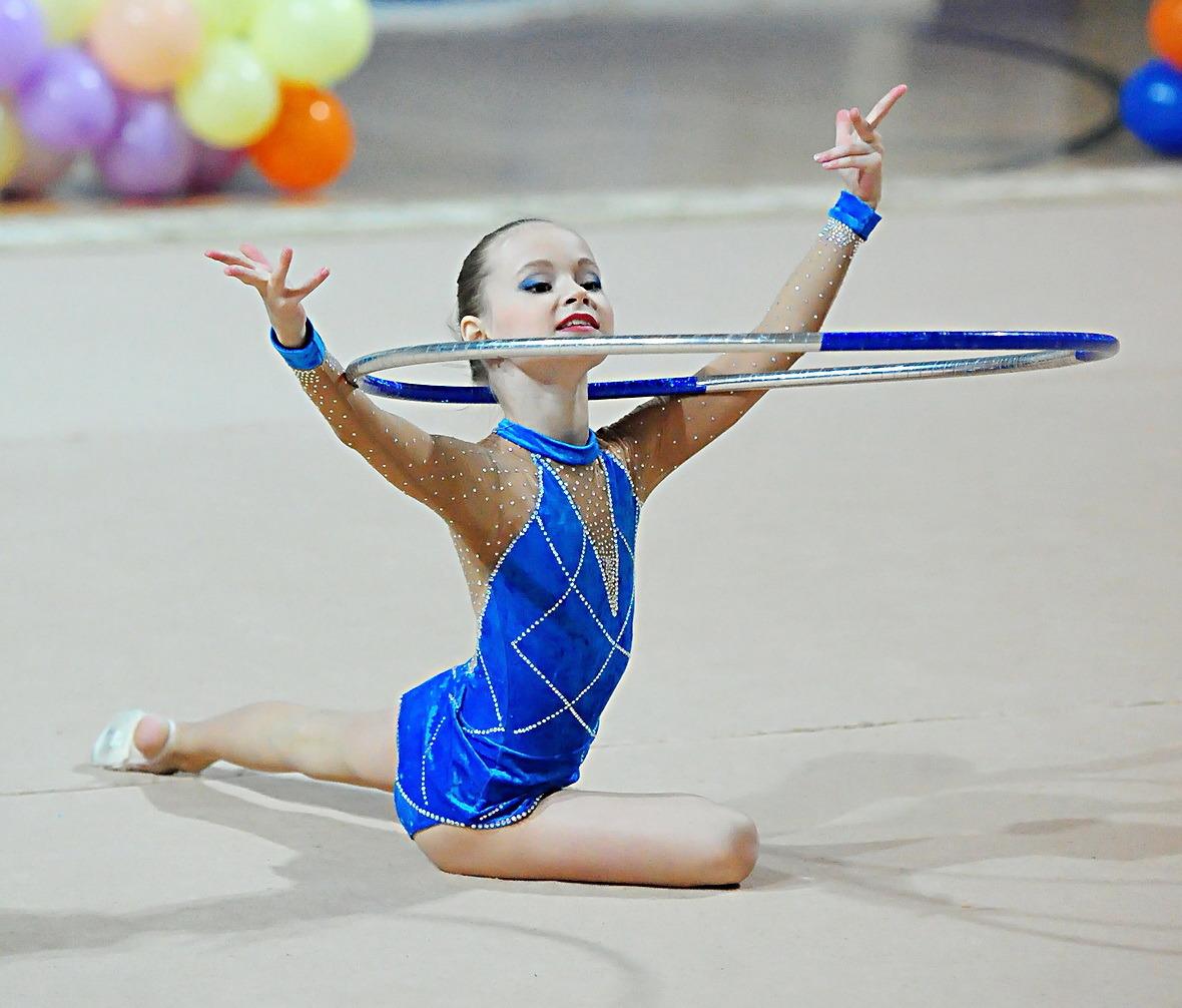 Русские маленькие гимнастки 14 фотография
