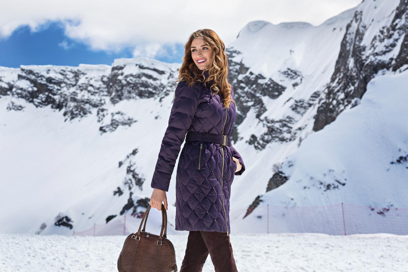 Женская Одежда Зима 2015 Доставка