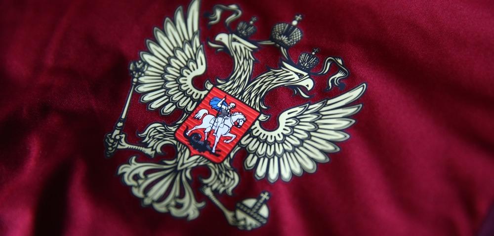 Сборная России упала с 29-го места на 38-е в рейтинге ФИФА.