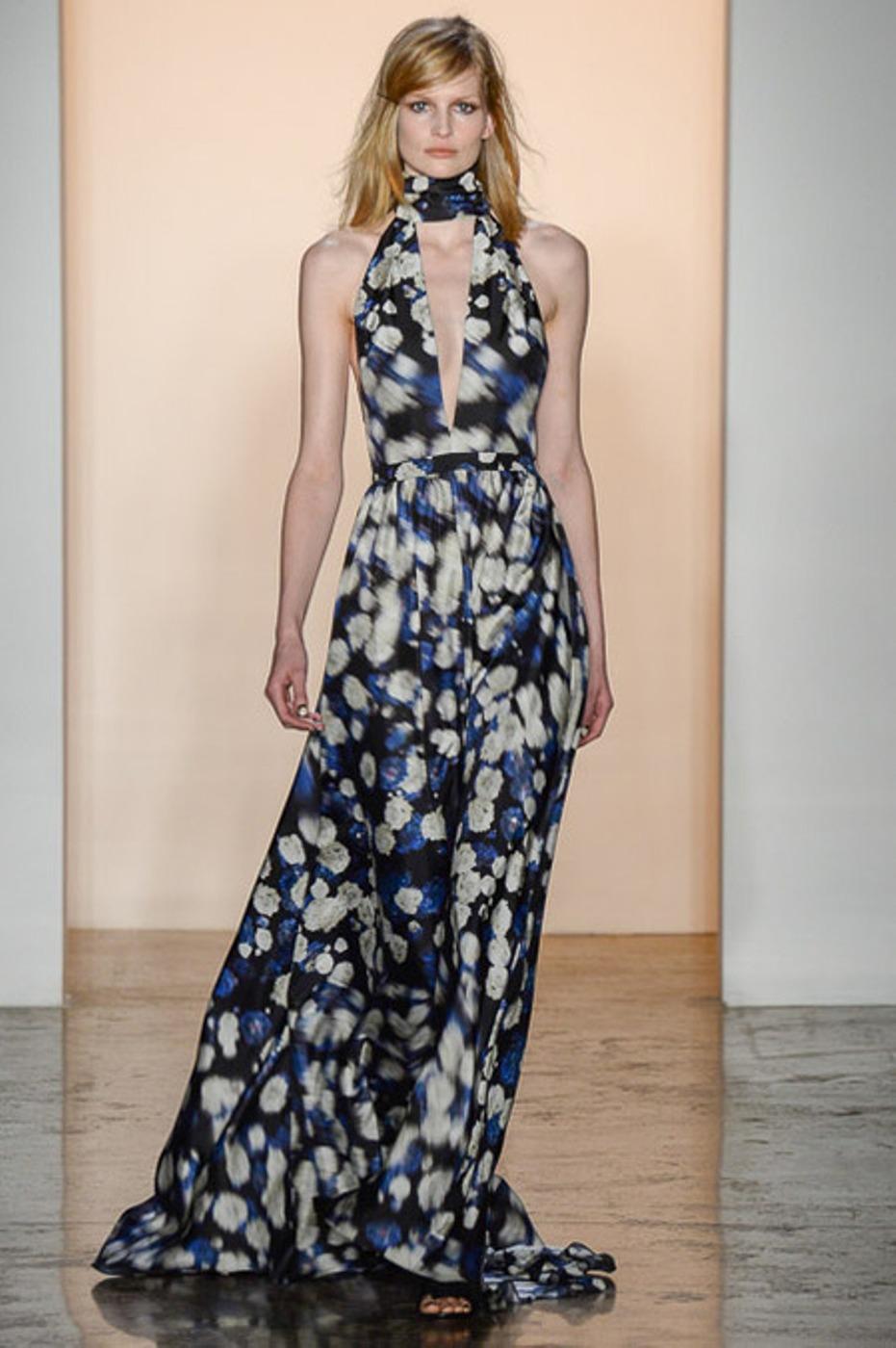платья осень 2014 фото