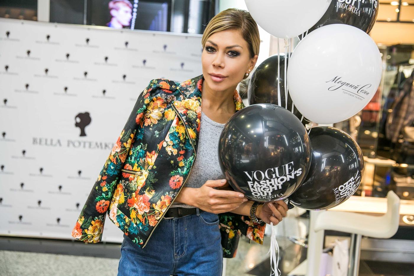 Петербургские магазины «Луук» и«Большой» примут участие вFashion Night Out