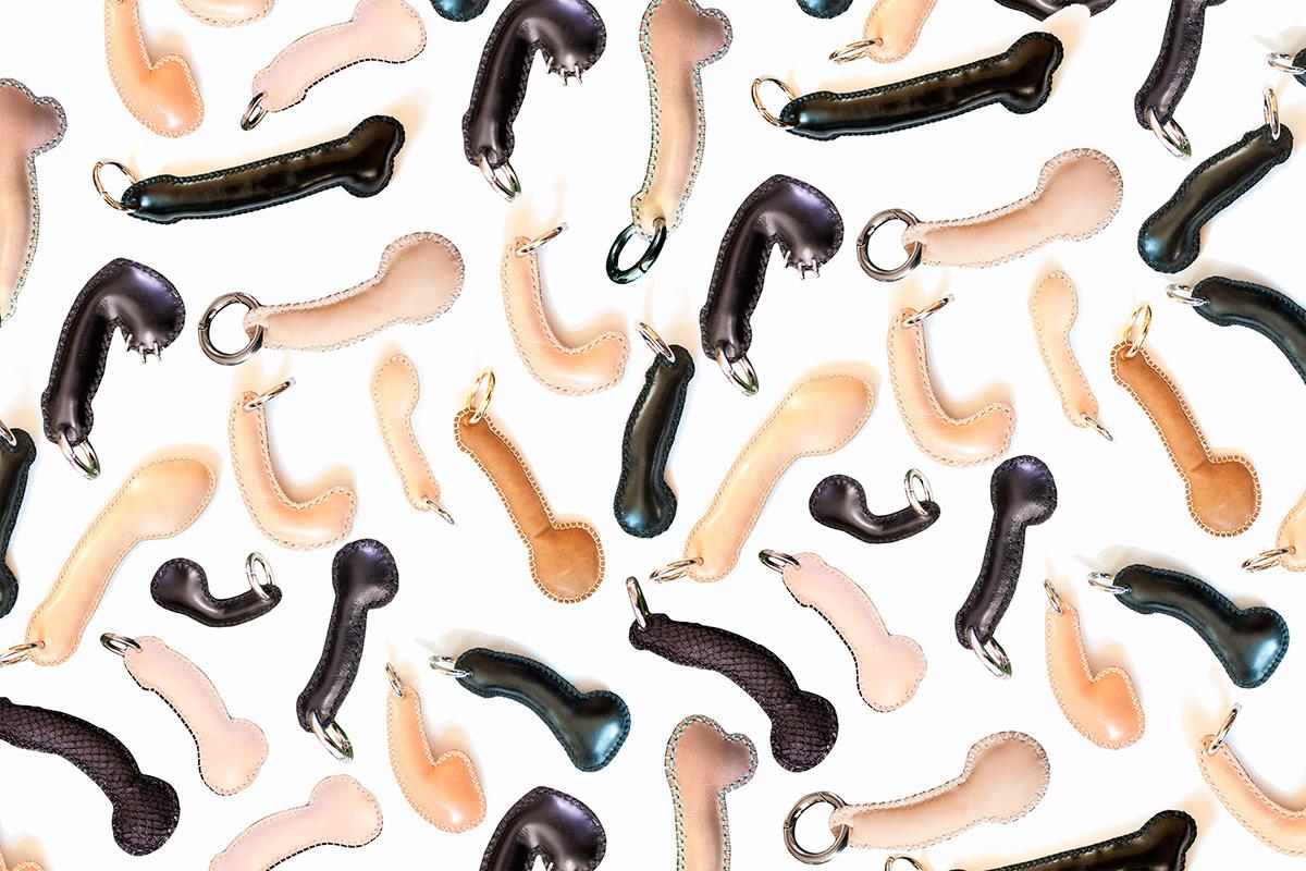 Penis art on Instagram