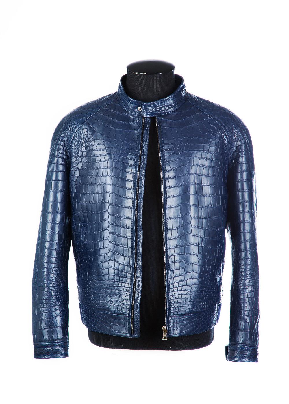 Купить Куртку Из Крокодила В Москве