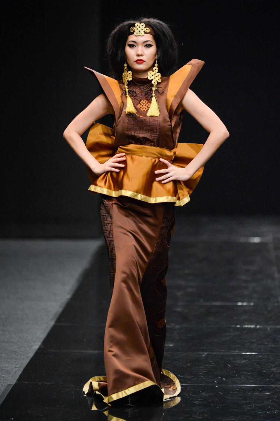 Московский международный конкурс модельеров