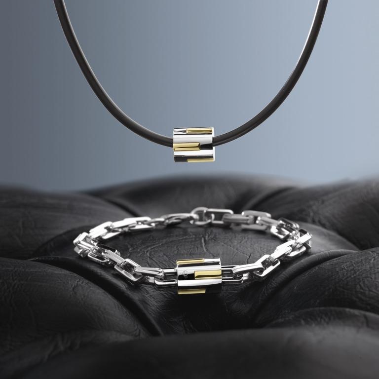 Изделия из золота для мужчин помогают представителям сильного пола обрести эффективный способ отразить свою