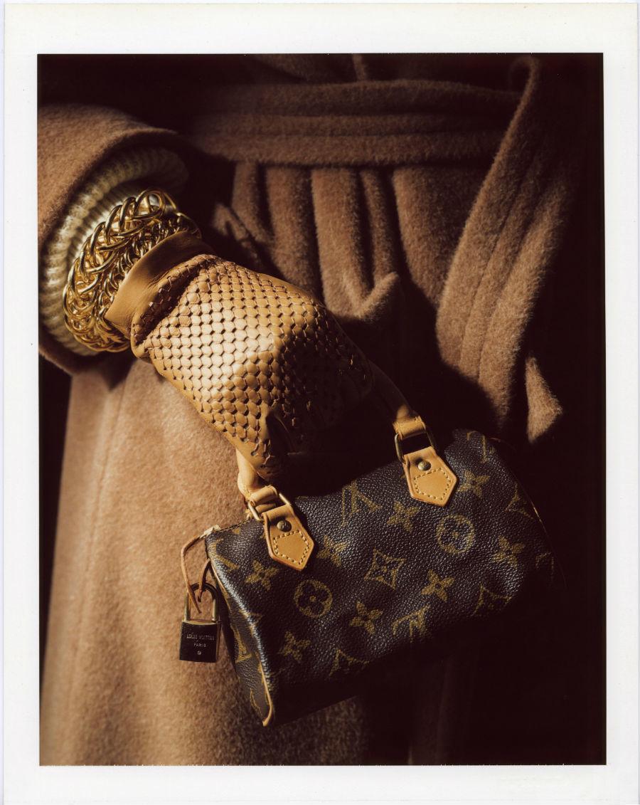 Louis vuitton fashion photography book