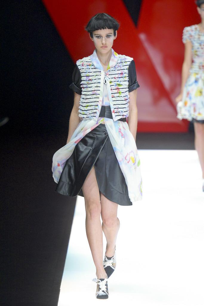 Неделя моды в Милане: Giorgio Armani рекомендации