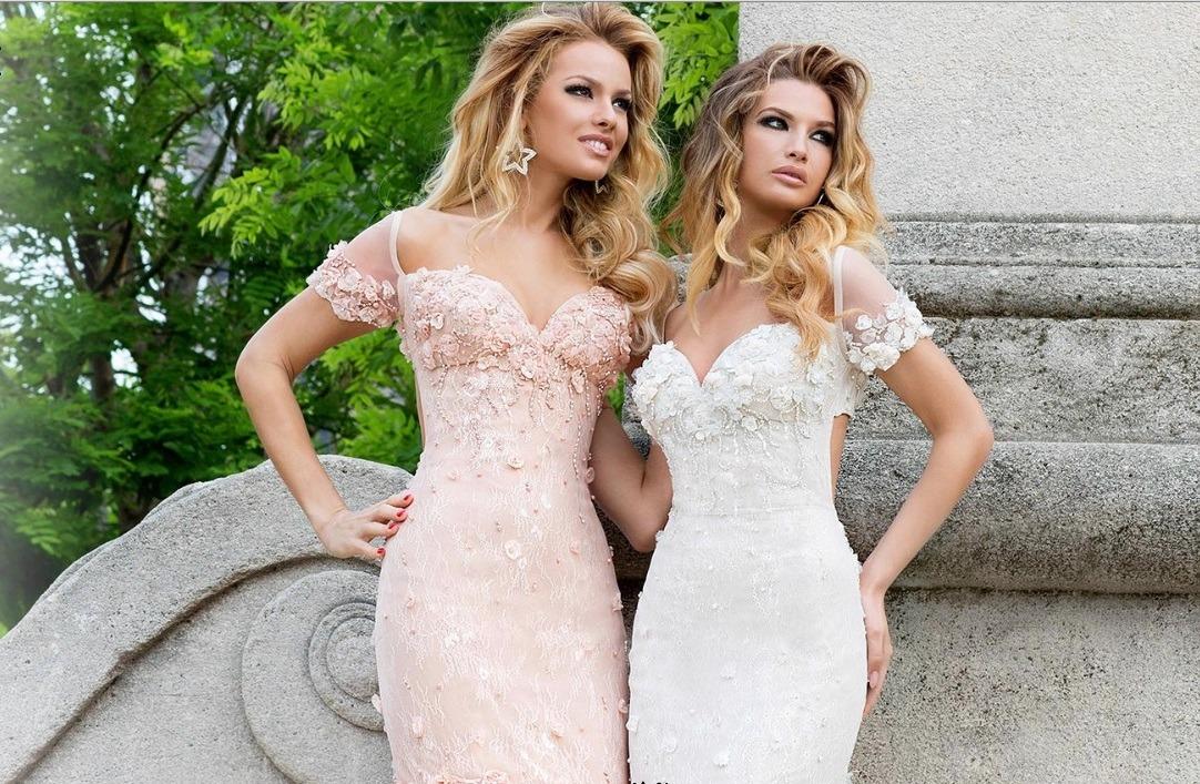 a1065e351a1 В России открылся онлайн бутик платьев турецкого дизайнера - Tarik Ediz «Tarik  Ediz»