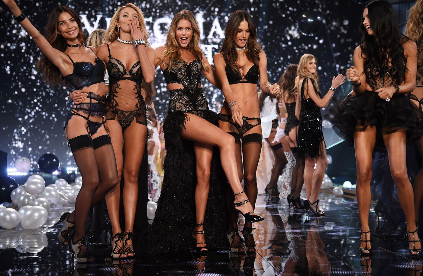Victoria's Secret открывает магазин в России
