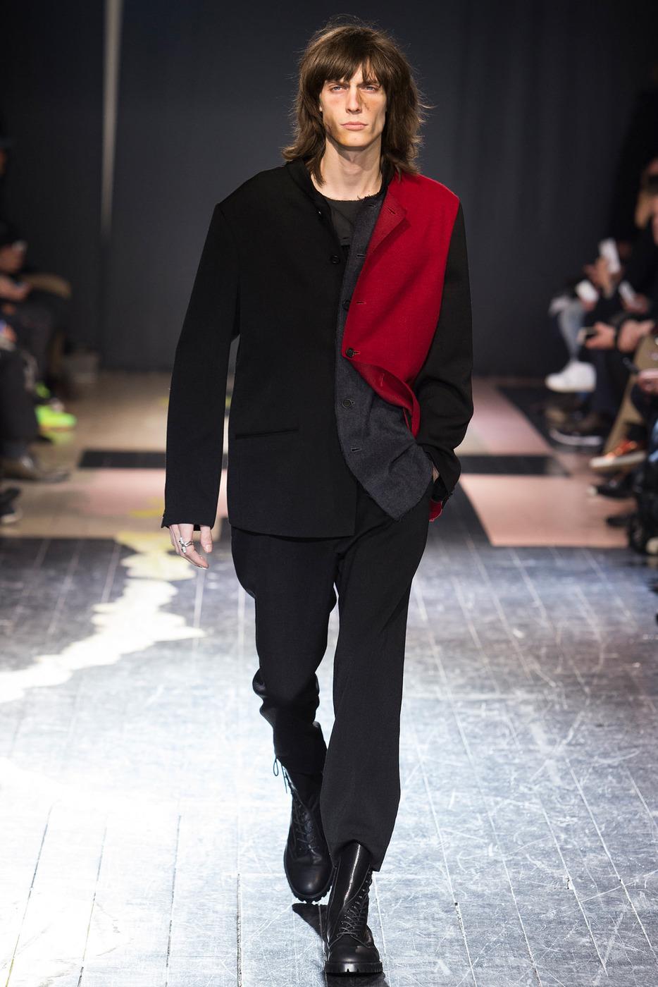 Йоджи Ямамото Отшельник мира моды  Look At Me