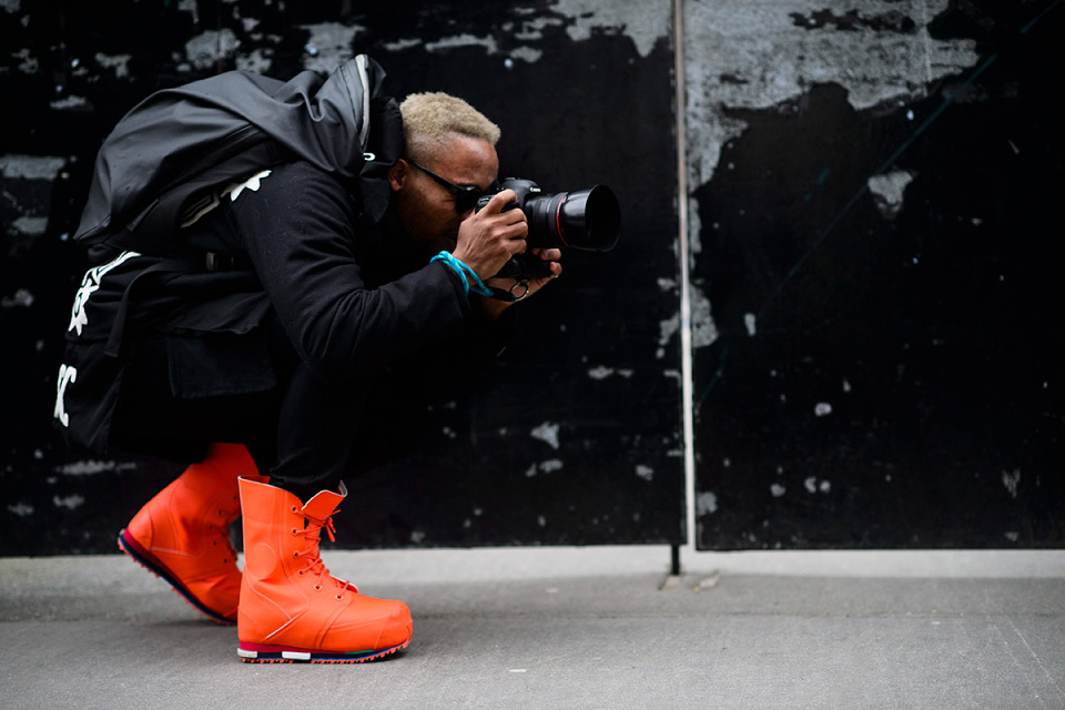 The Best Street Style From Mens Fashion Week  ELLE