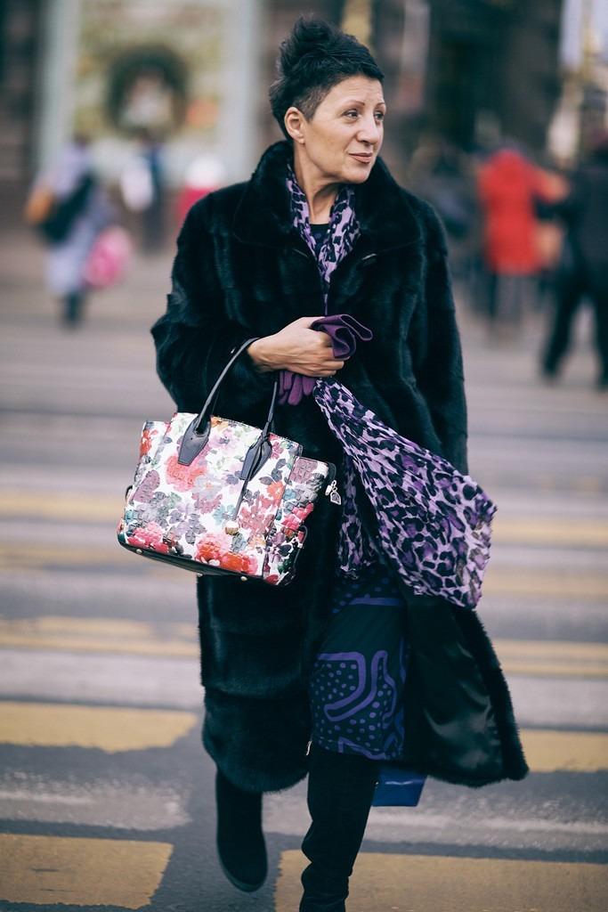 Что носят женщины в спб