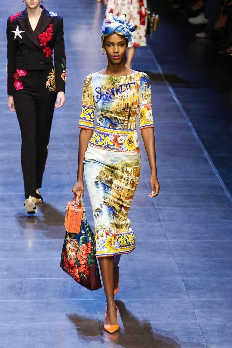 Модные Платья Весна Лето 2017 Доставка