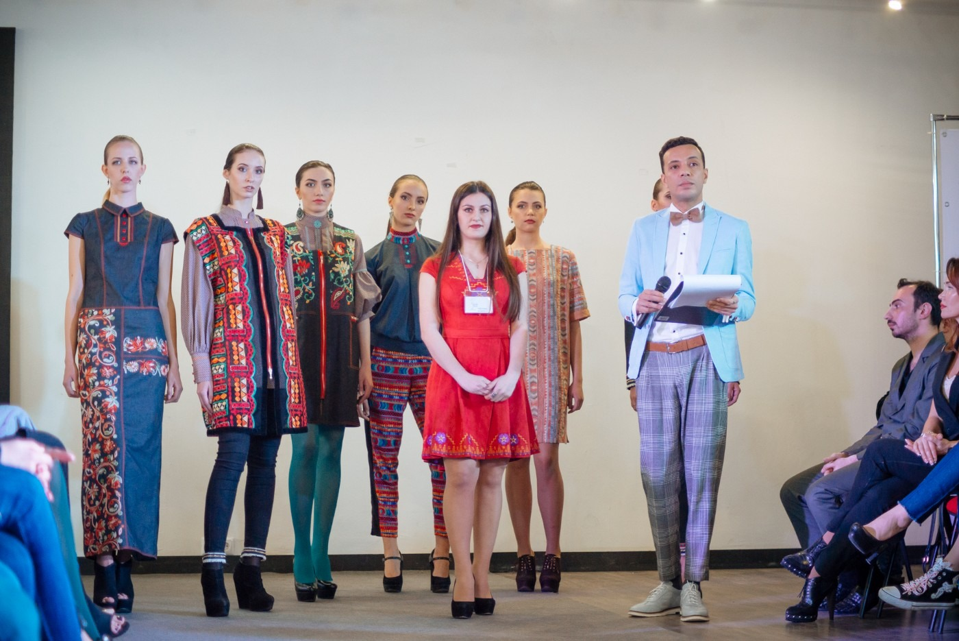 Участие в конкурсе молодых дизайнеров