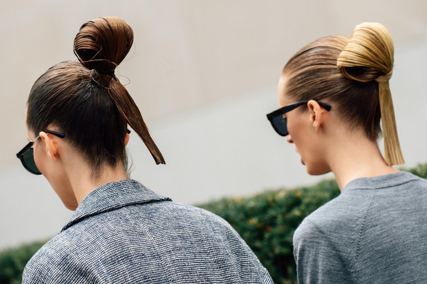 Уличные причёски