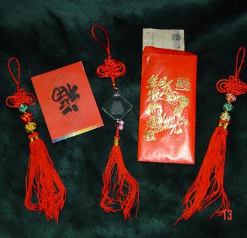 Китайские подарки своими руками