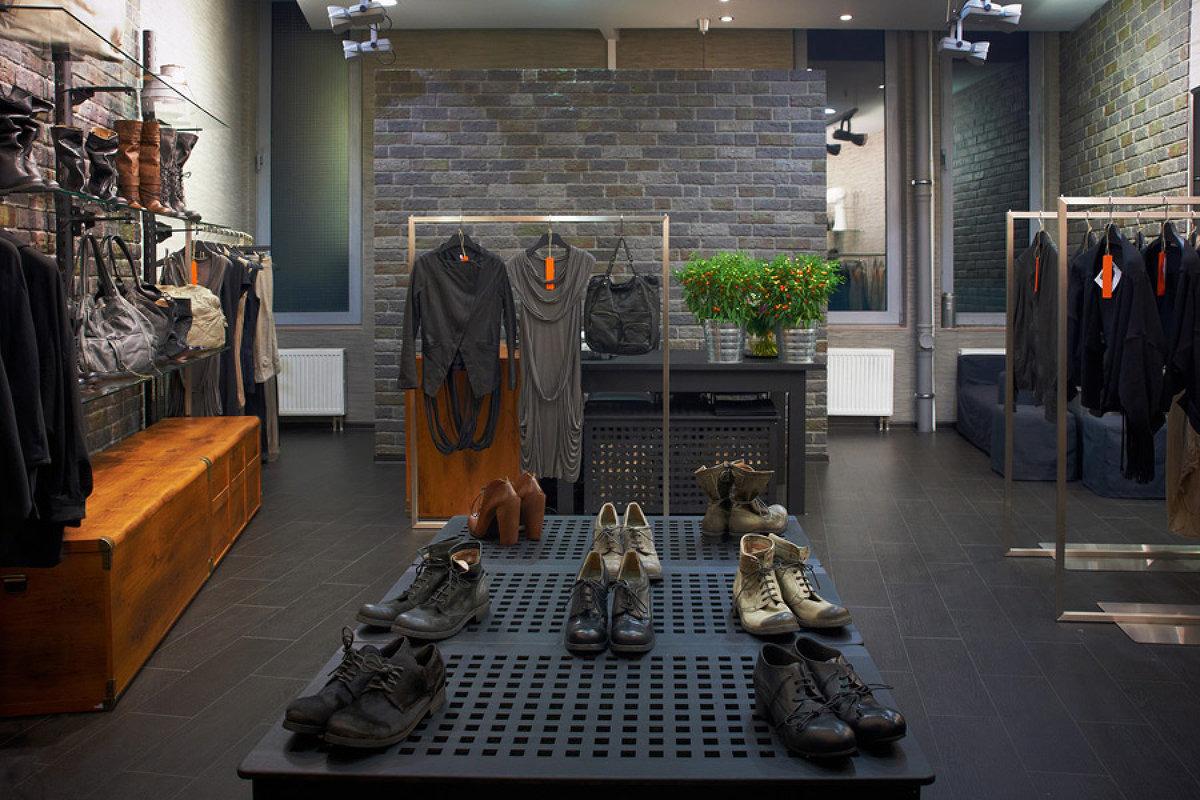 8c86c1dcc12 DISDRESS - новый бутик концептуальной одежды в Москве