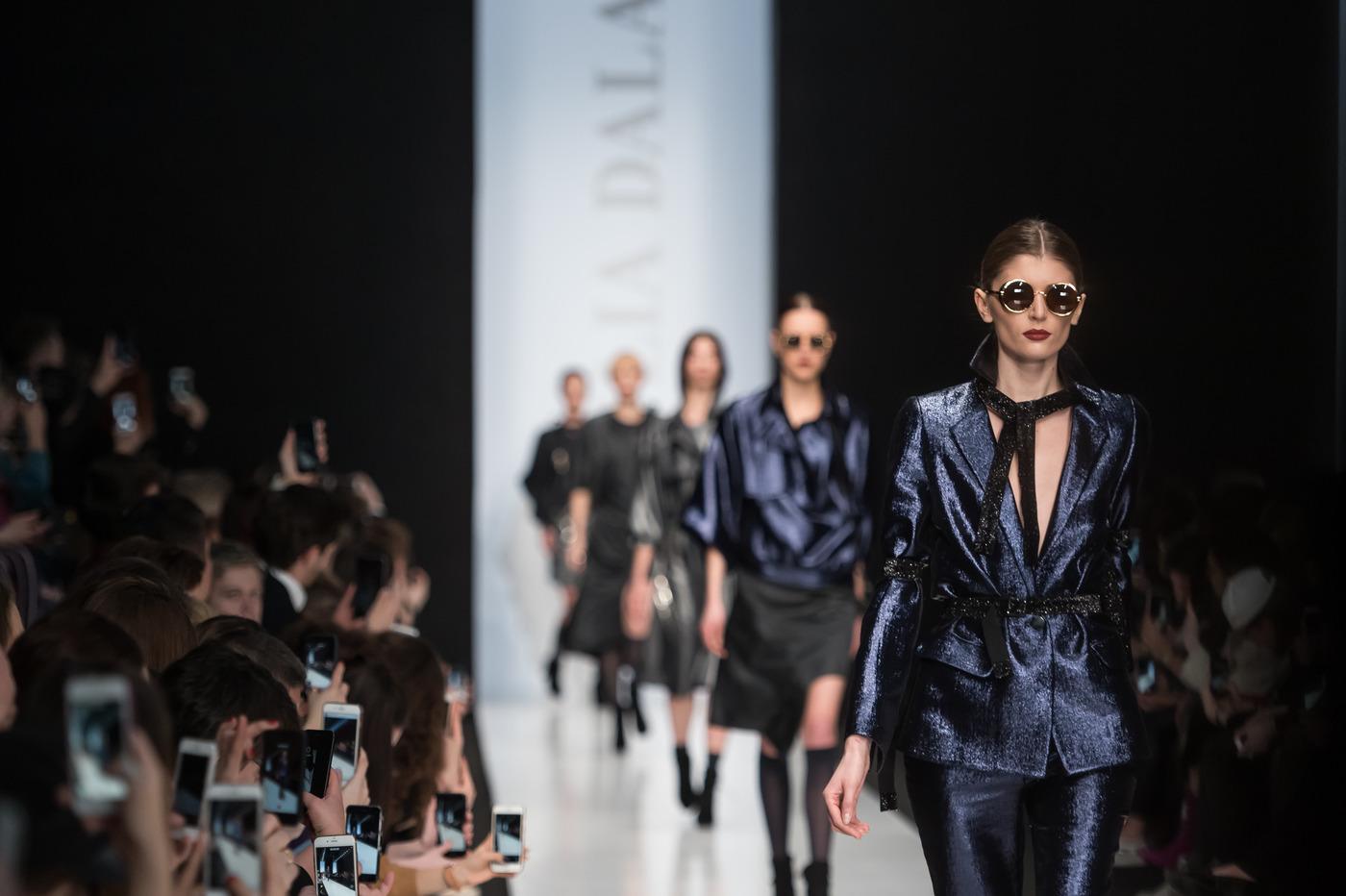 Весенний показ Мерседес Бенс Fashion Week Russia благополучно прошел в столице России