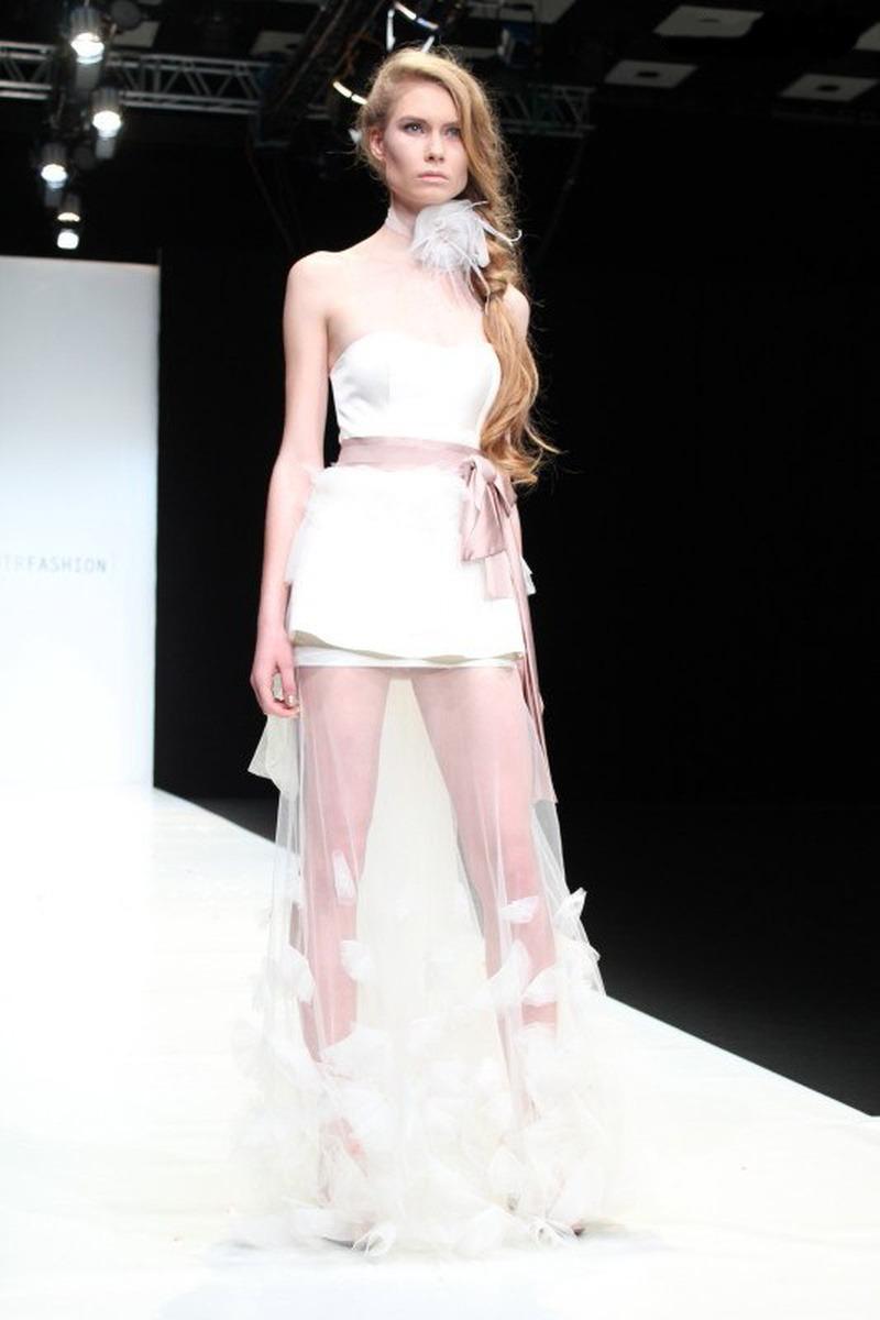 Идеальное свадебное платье Креативные модели Шикарные свадебные платья 2013
